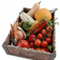 Picture of Mixed Organic Fruit & Veg Box