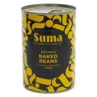Picture of TIN Suma Organic Baked Beans (400g)
