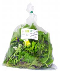 Picture of Mixed Salad Leaves 100g (Own Grown)