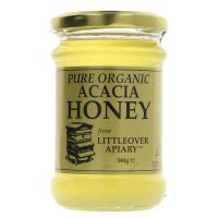 Picture of Little Over Apiaries Organic Honey Acacia (340g)