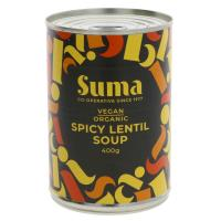 Picture of TIN Suma Organic Spicy Lentil Soup 400g
