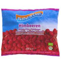 Picture of FROZEN Organic Raspberries - Natural Cool 300g