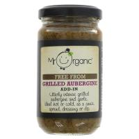 Picture of Organico Organic Roasted Aubergine Spread & Dip 140g