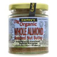 Picture of Carley's Organic Roasted Almond Butter (170g)