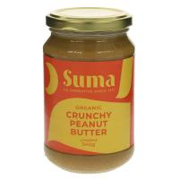 Picture of Suma Peanut Butter, crunchy, Unsalted.