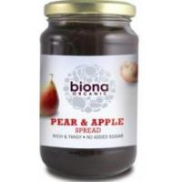 Picture of Biona Organic Pear & Apple Spread 450g