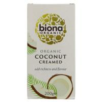 Picture of Biona Organic Coconut Creamed 200g