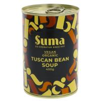 Picture of TIN Suma Organic Tuscan Bean Soup 400g