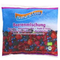 Picture of FROZEN Organic Mixed Berries - Natural Cool 300g