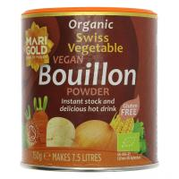 Picture of Marigold Bouillon Organic Vegan  Vegetable Stock Powder 150g