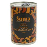 Picture of TIN Suma Organic Rustic Vegetable Soup 400g