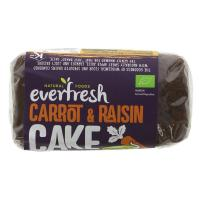 Picture of Everfresh Organic Carrot Cake with Rasins 400g