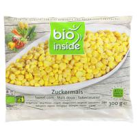 Picture of FROZEN Organic Sweetcorn - Bio Inside 300g