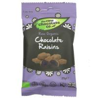 Picture of The Raw Chocolate Co Raisins - Snack Pack - 28g