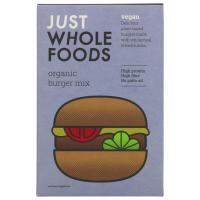 Picture of Just Wholefoods Vegetarian Burger Mix (125g)
