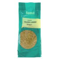 Picture of Suma Linseed, golden - organic - 250g