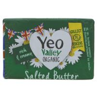 Picture of Yeo Valley Slightly Salted Organic Butter -  250g