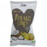 Picture of Trafo Coconut Oil Baked Crisps -  100g