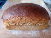 Picture of Wholemeal tin loaf 400g (certified organic)