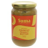 Picture of Suma Peanut Butter, crunchy, unsalted 700g