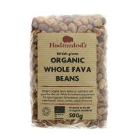 Picture of Hodmedod's Fava Beans Organic - whole - 500g
