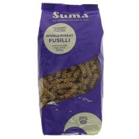 Picture of Suma Organic Wholewheat Fusilli Pasta (500g)