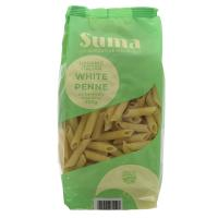 Picture of Suma Organic White Penne Pasta (500g)