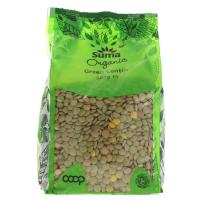 Picture of Suma Green Lentils (500g)