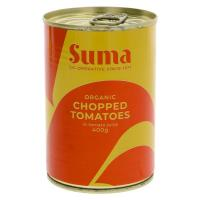 Picture of TIN Suma Chopped Tomatoes (400g)